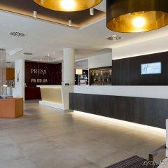 Отель Holiday Inn Express Antwerp City-North интерьер отеля