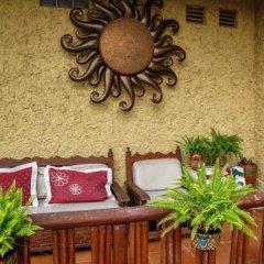 Отель Villas Las Azucenas Мексика, Сиуатанехо - отзывы, цены и фото номеров - забронировать отель Villas Las Azucenas онлайн интерьер отеля фото 3