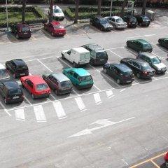 Hotel Centrale Лорето парковка