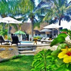 Отель Maya Hotel Residence Мексика, Остров Ольбокс - отзывы, цены и фото номеров - забронировать отель Maya Hotel Residence онлайн пляж фото 2