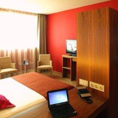 Отель SB Diagonal Zero Barcelona Испания, Барселона - 1 отзыв об отеле, цены и фото номеров - забронировать отель SB Diagonal Zero Barcelona онлайн комната для гостей