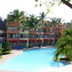 Отель Casa Marina Beach & Reef All Inclusive бассейн