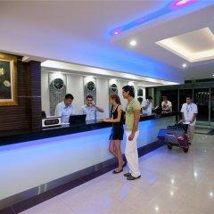 Отель Crystal Aura Beach Resort & Spa – All Inclusive фитнесс-зал