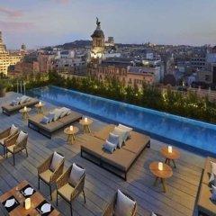 Отель Mandarin Oriental Barcelona бассейн фото 3