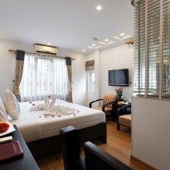 Отель Hanoi Focus Boutique Hotel Вьетнам, Ханой - 1 отзыв об отеле, цены и фото номеров - забронировать отель Hanoi Focus Boutique Hotel онлайн комната для гостей фото 4