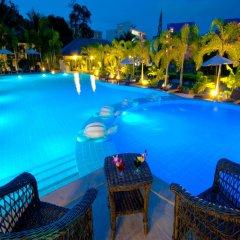 Отель P.S Hill Resort бассейн