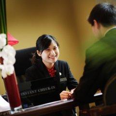Отель InterContinental Shenzhen Китай, Шэньчжэнь - отзывы, цены и фото номеров - забронировать отель InterContinental Shenzhen онлайн интерьер отеля фото 2