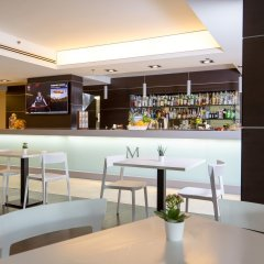 Отель Wyndham Rome Midas гостиничный бар