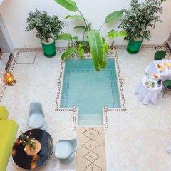 Отель Riad Luxe 36 Марракеш бассейн фото 2