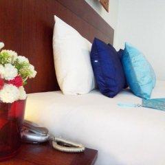 Отель House of Wing Chun Патонг ванная