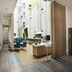 Отель Atrium Fashion Будапешт интерьер отеля