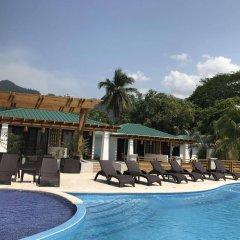 Paraiso Rainforest and Beach Hotel бассейн фото 3
