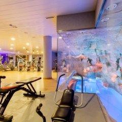 Отель Beverly Park & Spa Испания, Бланес - 10 отзывов об отеле, цены и фото номеров - забронировать отель Beverly Park & Spa онлайн бассейн фото 3