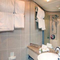 Отель Crossgates Hotelship 3 Star - Medienhafen - Düsseldorf Германия, Дюссельдорф - отзывы, цены и фото номеров - забронировать отель Crossgates Hotelship 3 Star - Medienhafen - Düsseldorf онлайн ванная фото 2