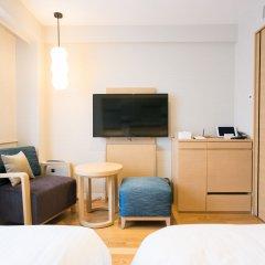Отель Nishitetsu Croom Hakata Хаката удобства в номере фото 2