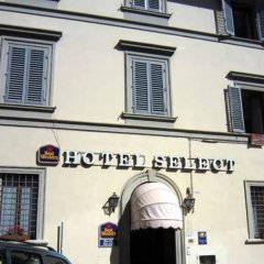 Отель Select Hotel Италия, Флоренция - 7 отзывов об отеле, цены и фото номеров - забронировать отель Select Hotel онлайн вид на фасад
