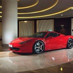 Отель Radisson Blu Resort & Congress Centre, Сочи парковка