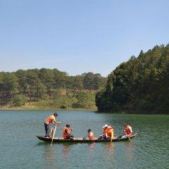 Отель Dalat Edensee Lake Resort & Spa Уорд 3 приотельная территория