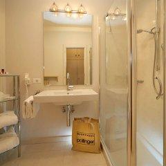 Отель Pollinger Италия, Меран - отзывы, цены и фото номеров - забронировать отель Pollinger онлайн ванная фото 2