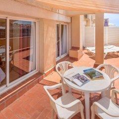 Апарт-отель Bertran балкон