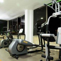 Porton Medellin Hotel фитнесс-зал фото 2