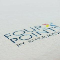 Отель Four Points by Sheraton Sheikh Zayed Road, Dubai Дубай приотельная территория