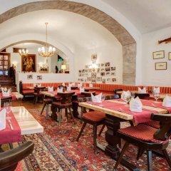 Отель STADTKRUG Зальцбург гостиничный бар