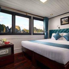 Отель Charm Boutique Cruise сейф в номере