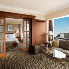 Отель Millennium Hilton Seoul комната для гостей фото 2
