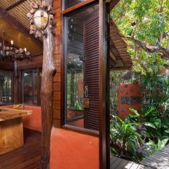 Отель Koh Tao Cabana Resort гостиничный бар