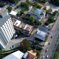 Отель Ruenthip Residence Pattaya балкон