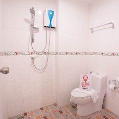 Отель Nida Rooms Pattaya Walking Street 6 ванная
