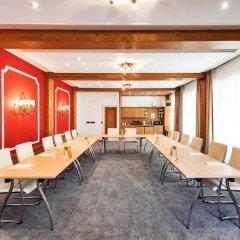 Отель Prinzregent Am Friedensengel Мюнхен помещение для мероприятий