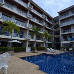 Отель Rawai Condominium by bayshore вид на фасад