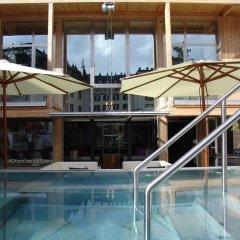 Отель Backstage Boutique Hotel Швейцария, Церматт - отзывы, цены и фото номеров - забронировать отель Backstage Boutique Hotel онлайн бассейн