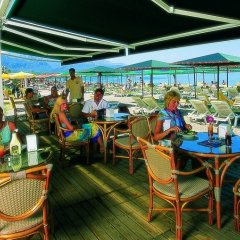 Отель Dragos Beach Кемер питание
