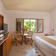 Отель Sunset Fishermen Beach Resort Плая-дель-Кармен в номере