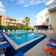 Angels Suites Apart Турция, Мармарис - отзывы, цены и фото номеров - забронировать отель Angels Suites Apart онлайн бассейн фото 2