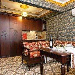 Апартаменты The First Ottoman Apartments питание
