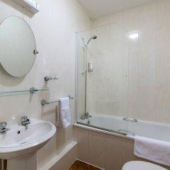 Отель Kelvin Apartments Великобритания, Глазго - отзывы, цены и фото номеров - забронировать отель Kelvin Apartments онлайн ванная