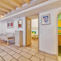Отель Chroma Suites Греция, Остров Санторини - отзывы, цены и фото номеров - забронировать отель Chroma Suites онлайн интерьер отеля