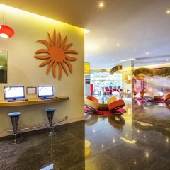 ibis Dubai Mall of the Emirates Hotel интерьер отеля