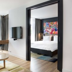 Отель Swissotel Amsterdam Амстердам комната для гостей фото 6