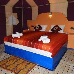Отель Sahara Dream Camp Марокко, Мерзуга - отзывы, цены и фото номеров - забронировать отель Sahara Dream Camp онлайн комната для гостей фото 3