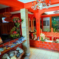 Отель & Hostal Yaxkin Copan Гондурас, Копан-Руинас - отзывы, цены и фото номеров - забронировать отель & Hostal Yaxkin Copan онлайн интерьер отеля фото 3