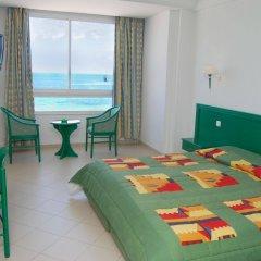 Отель La Gondole Сусс комната для гостей