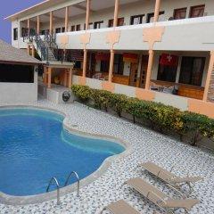 Отель Garant & Suites Бока Чика бассейн