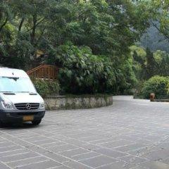 Отель Bolian Resorts & SPA Chongqing парковка
