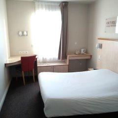 Отель Kyriad Hotel Lyon Centre Croix Rousse Франция, Лион - отзывы, цены и фото номеров - забронировать отель Kyriad Hotel Lyon Centre Croix Rousse онлайн комната для гостей фото 5
