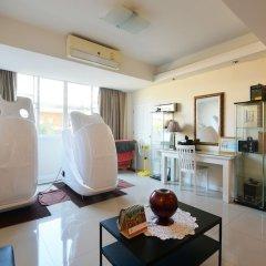 Отель OYO 109 Ozone Prime Resort Паттайя фитнесс-зал фото 3